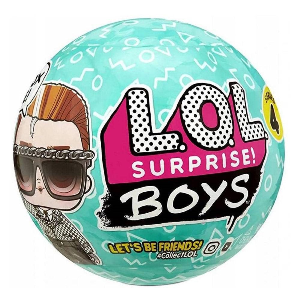 LOL MGA Surprise Boys Series 4 Pārsteiguma lelle