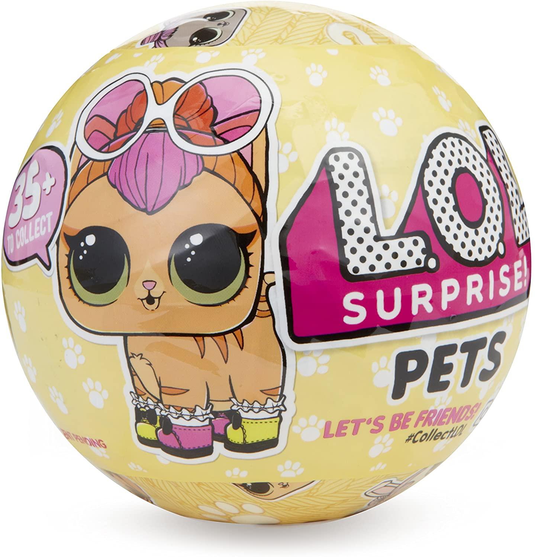 LOL MGA Surprise Pets 3 Series Pārsteiguma mājdzīvnieks