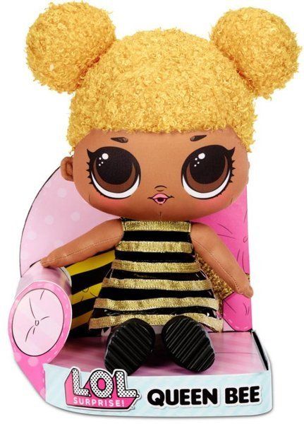 LOL Surprise! Queen Bee HUGGABLE SOFT PLUSH DOLL