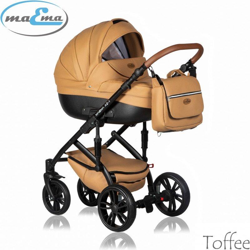Maema AZ1 Toffee Bērnu rati 3in1