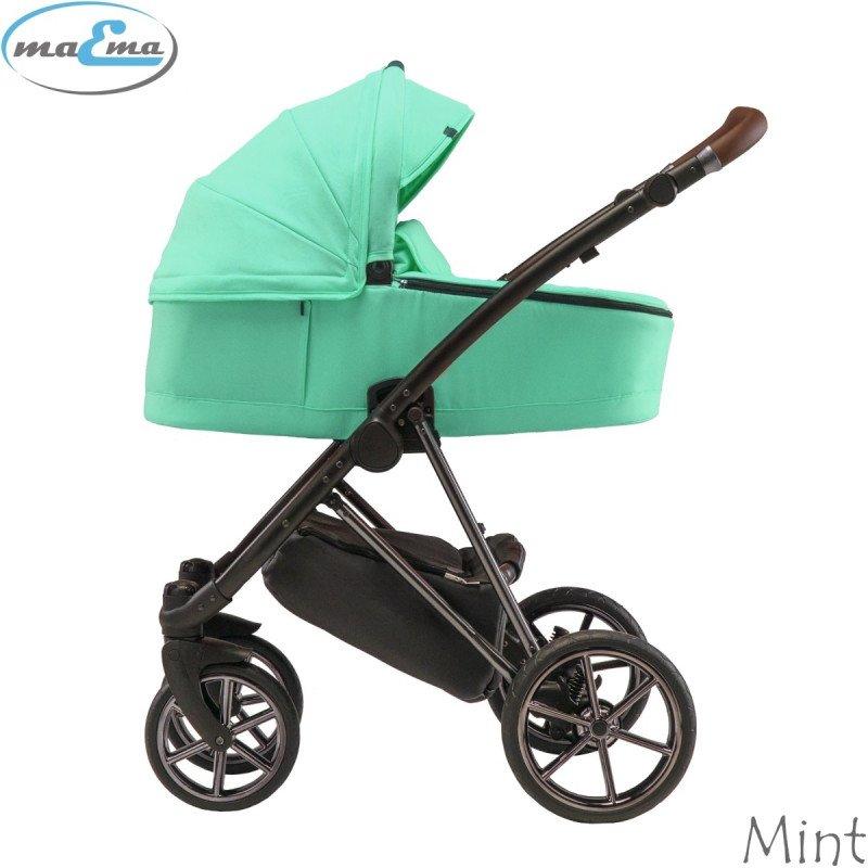 Maema Eleganza Mint Bērnu rati 3in1