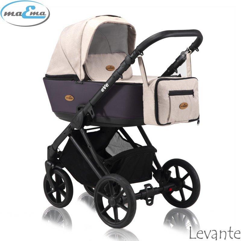 Maema eVe Levante  Bērnu rati 3in1