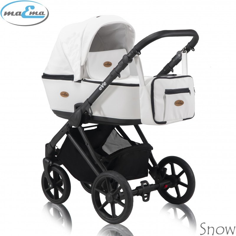 Maema eVe Snow Bērnu rati 3in1