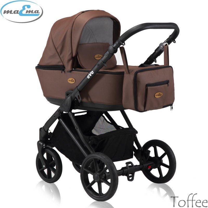 Maema eVe Toffee Bērnu rati 3in1