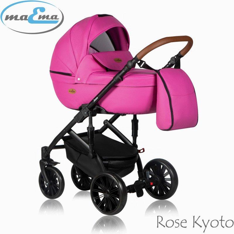 Maema Jess Rose Kyoto Bērnu rati 3in1