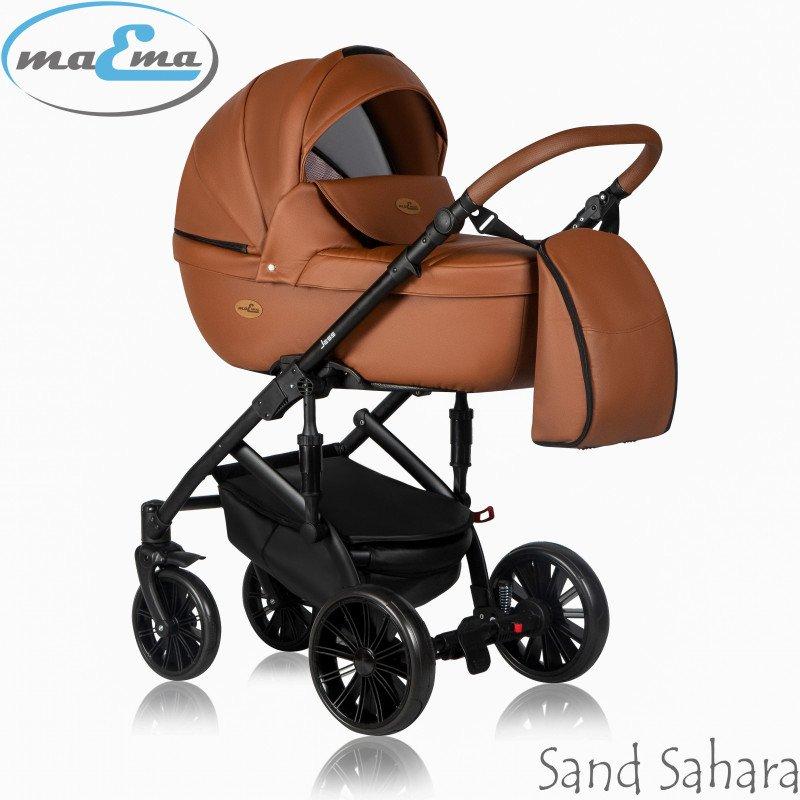 Maema Jess Sand Sahara Bērnu rati 3in1