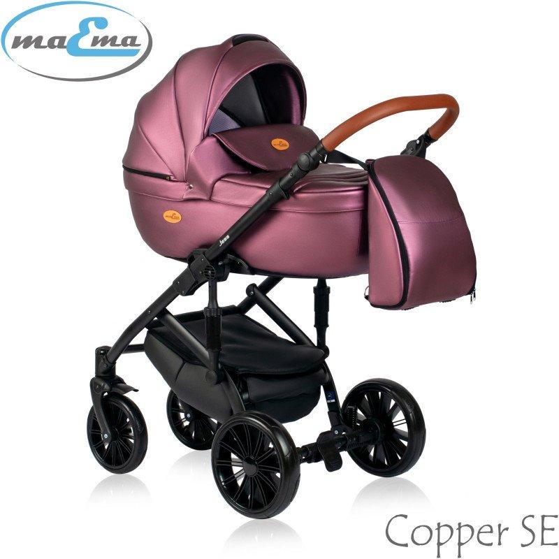 Maema Jess Copper SE Bērnu rati 3in1