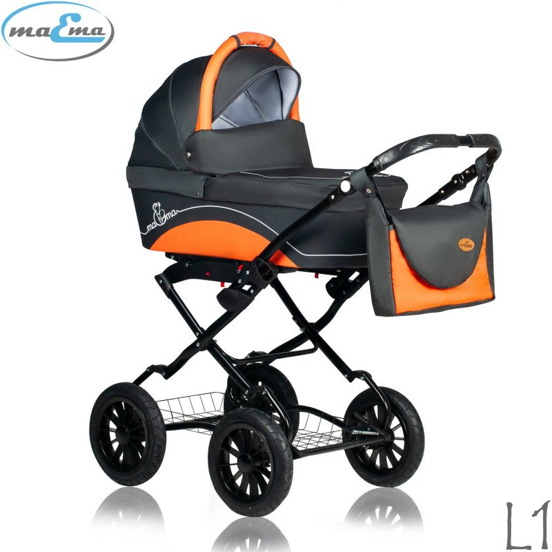 Maema Lika Classic L1 Bērnu rati 3in1