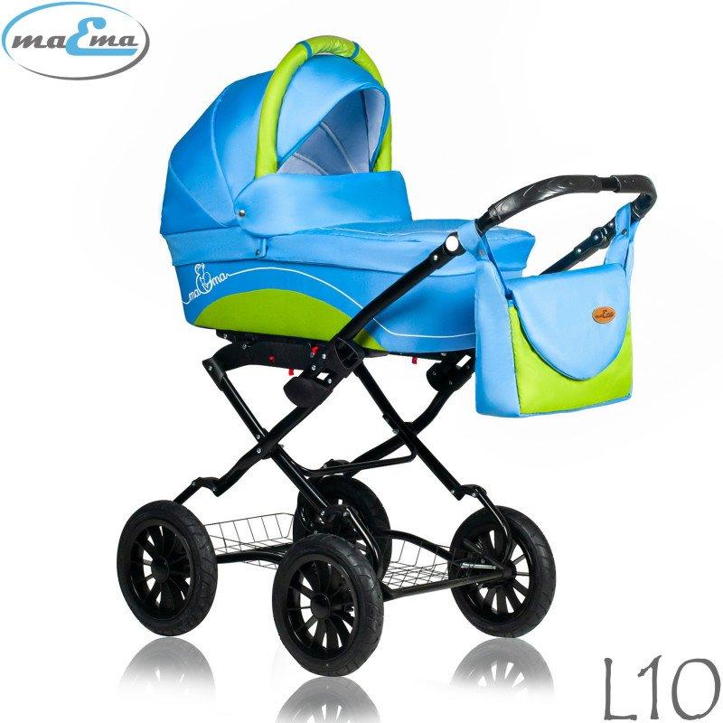 Maema Lika Classic L10 Bērnu rati 3in1