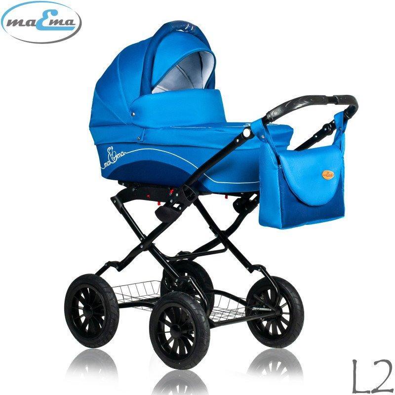 Maema Lika Classic L2 Bērnu rati 3in1