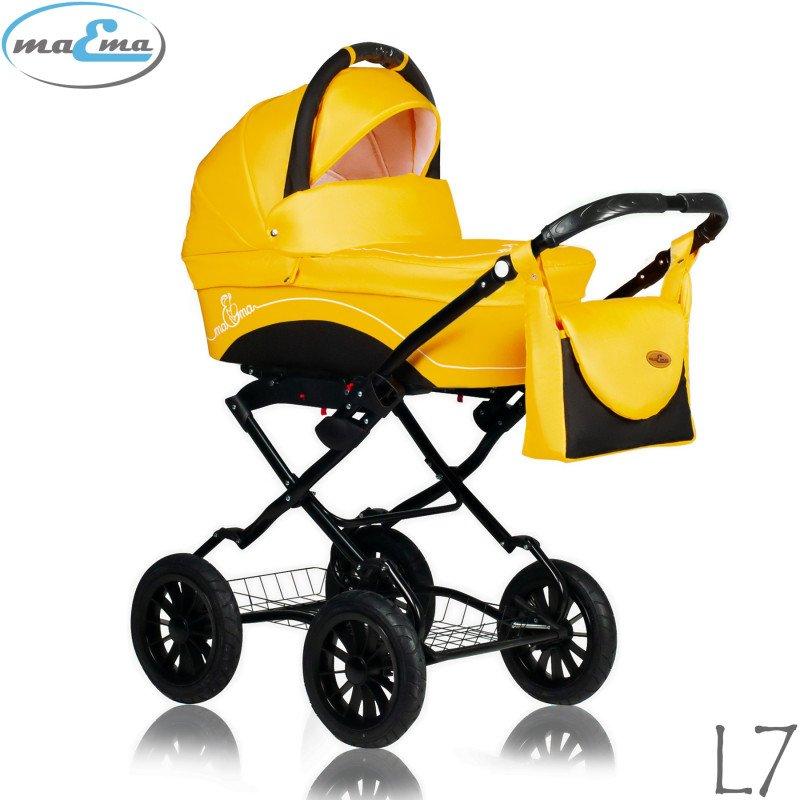 Maema Lika Classic L7 Bērnu rati 3in1