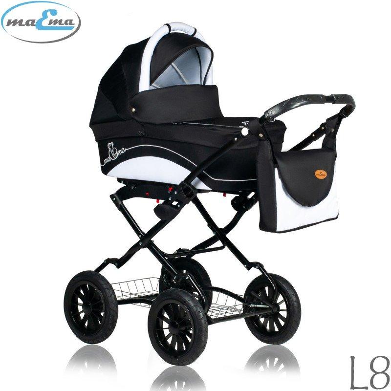 Maema Lika Classic L8 Bērnu rati 3in1