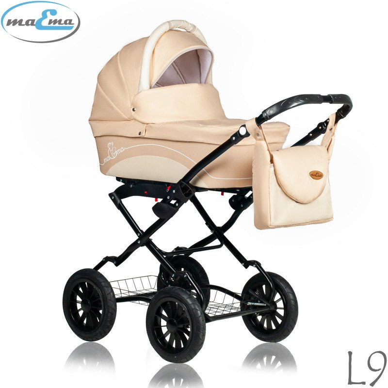 Maema Lika Classic L9 Bērnu rati 3in1