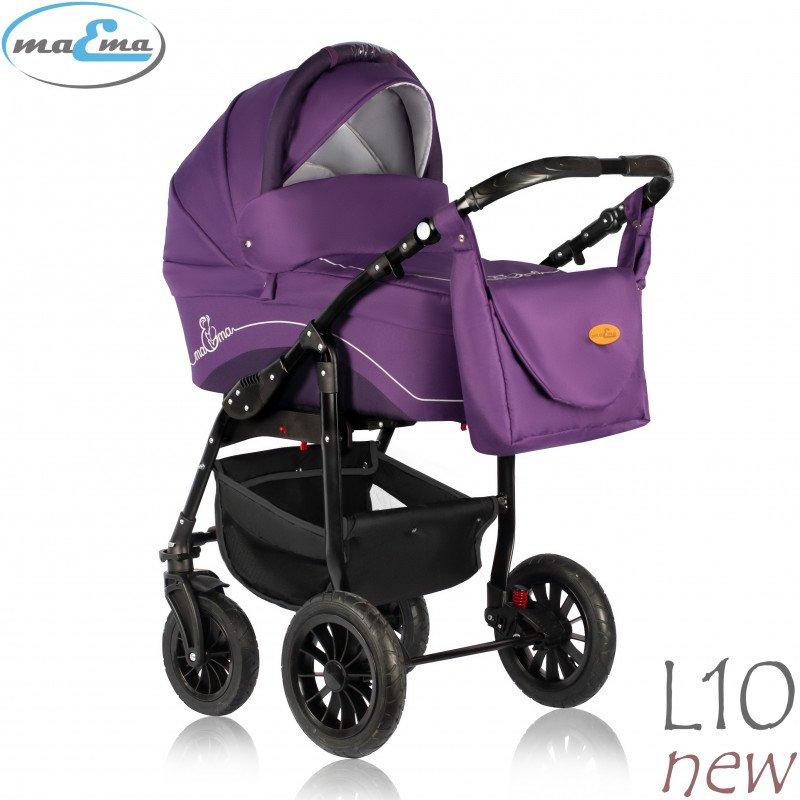 Maema Lika L10 New Bērnu rati 3in1