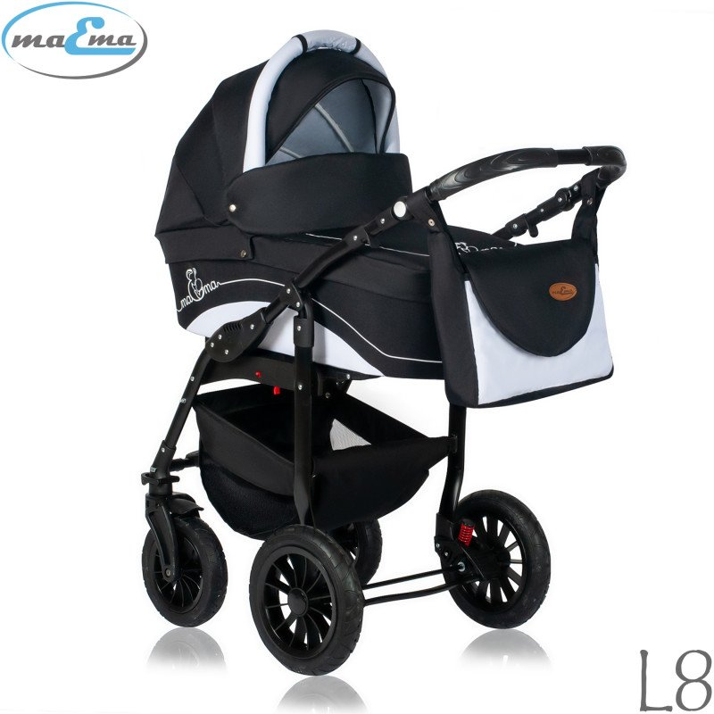 Maema Lika L8 Bērnu rati 2in1