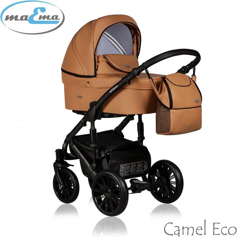 Maema Vitor 3in1 Camel Eco Universālie rati 3 vienā