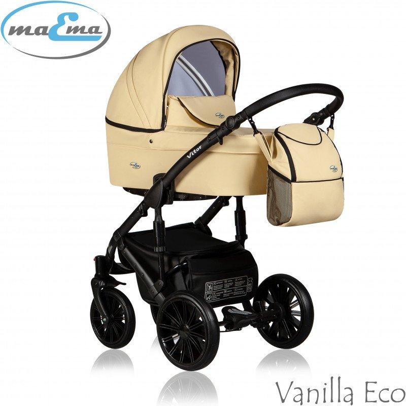 Maema Vitor 3in1 Vanilla Eco Universālie rati 3 vienā