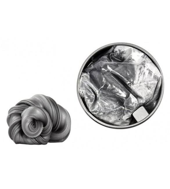 Magnetiskais plastilīns silver 8230