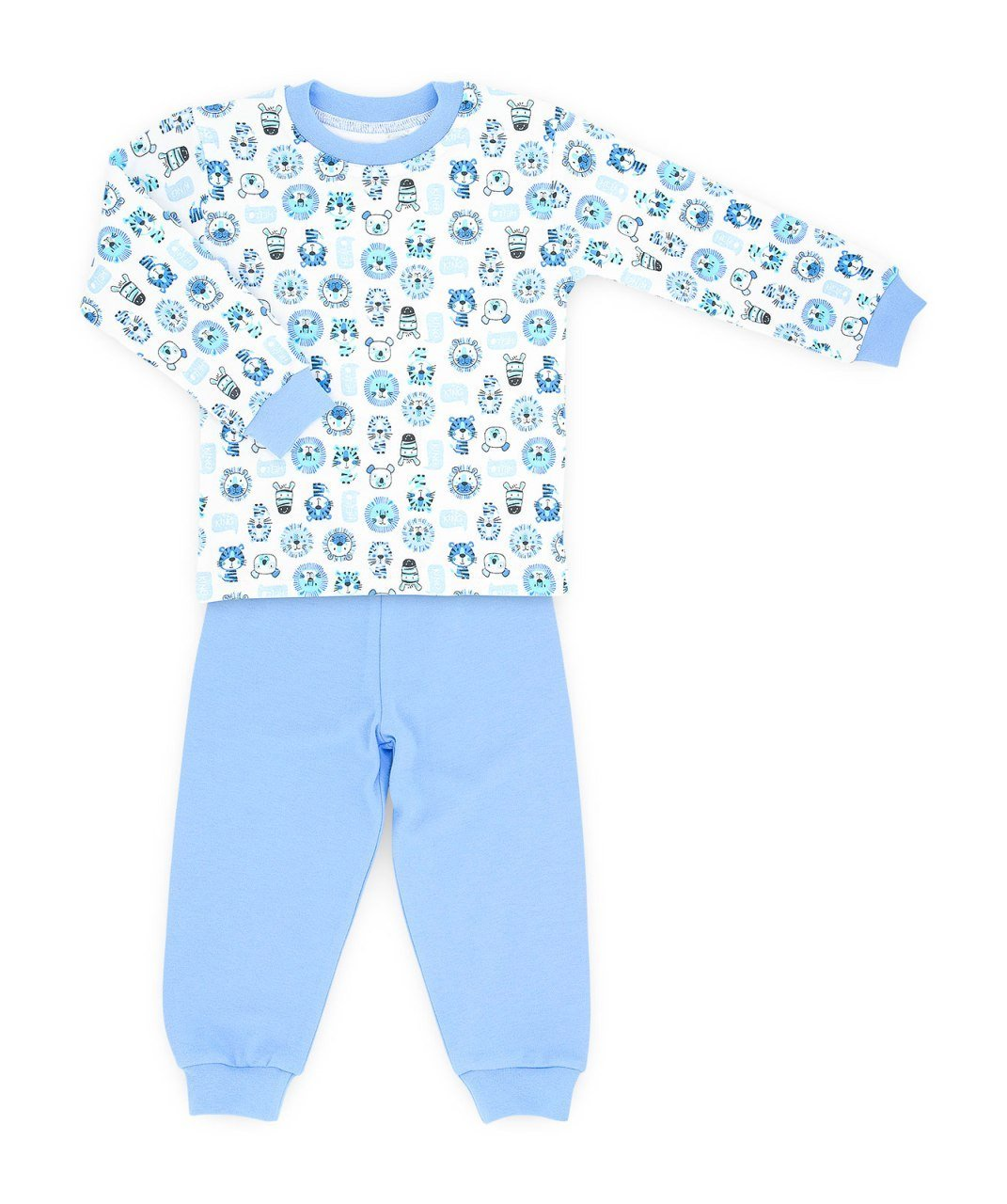 Makoma Tiger Bērnu kokvilnas pidžama