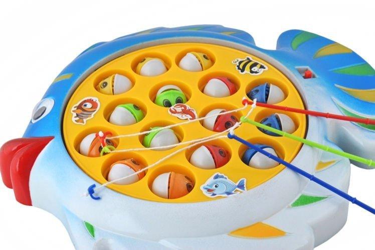 Makšķerēšanas spēle TLC Baby Fishing Game T20081