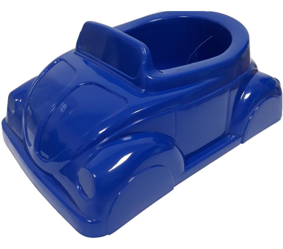 Maltex Car Dark Blue Bērnu podiņš