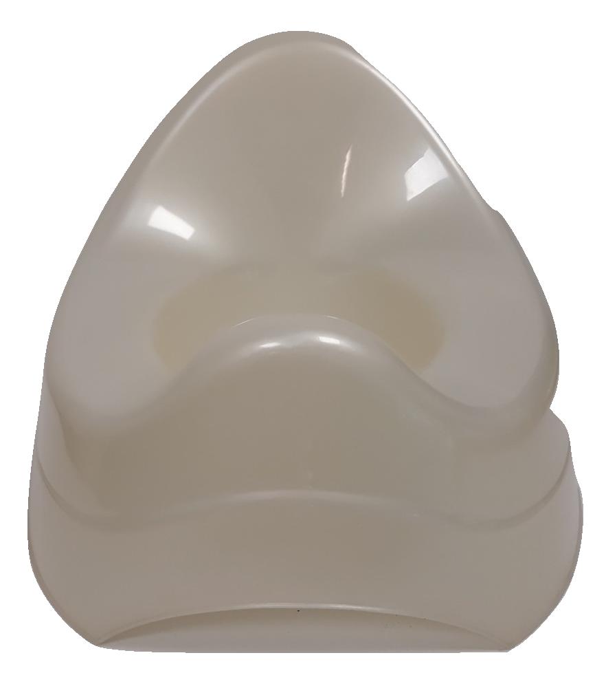 Maltex Classic White Pearl Bērnu podiņš