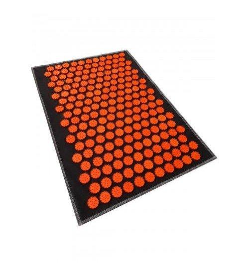 Masāžas akupresūras paklājs ar adatām Igora AIR 55 x 40 cm Orange