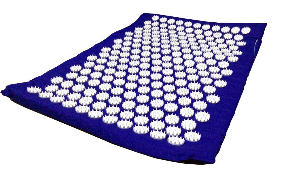 Masāžas akupresūras paklājs ar adatām Igora RELAX mini 55 x 40 cm Blue