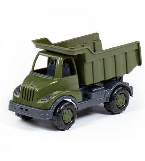 Mašīna armijas plastmasa Knopik 17 cm PL52056