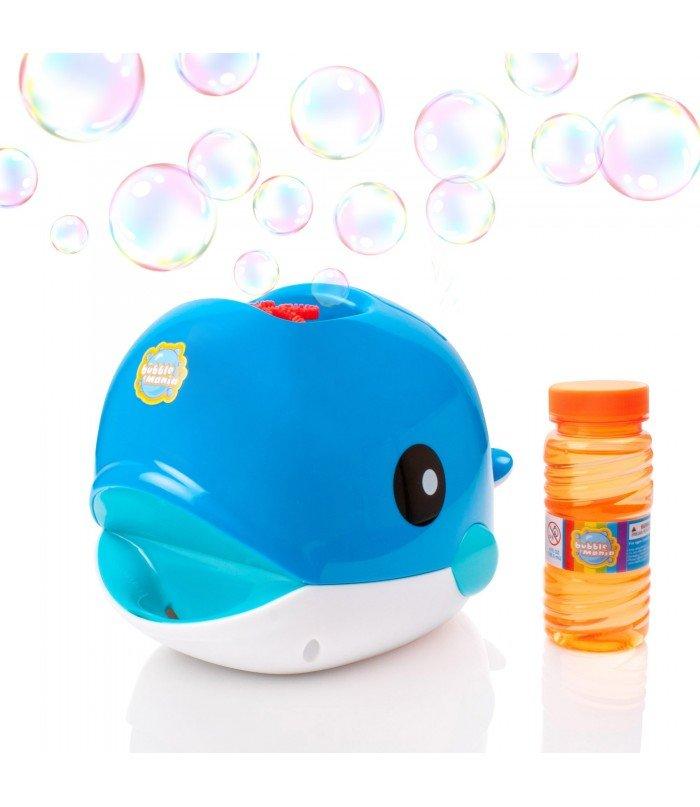 Mašīna lielo ziepju burbuļu veidošanai Valis