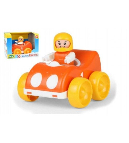 Mašīna mazuļiem My first racers Čehija kastē L01572
