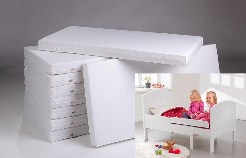 Matracis Victor gultiņai no 3 daļām TROLL Fiber block MAT-FB4276