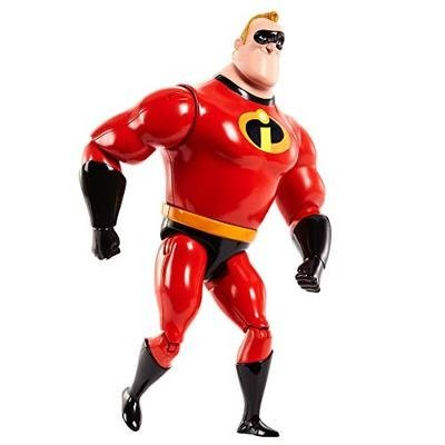 Mattel Pixar The Incredibles Mr. GLX80