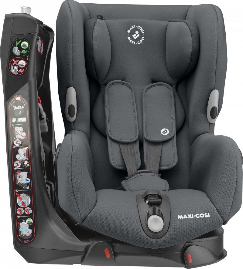 MAXI COSI Axiss Authentic Graphite Bērnu autosēdeklis 9-18 kg