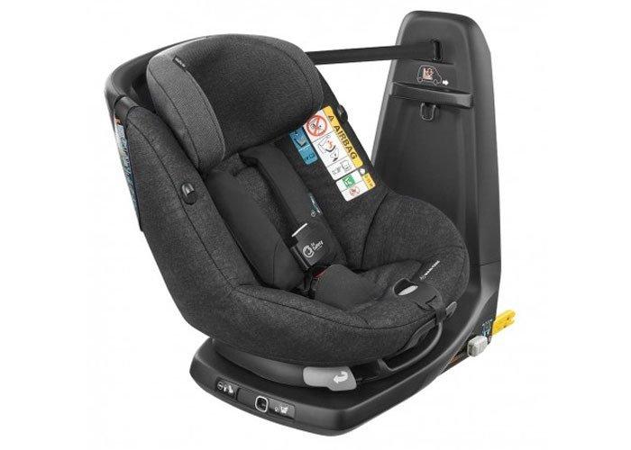 Maxi Cosi Axissfix Air Nomad black Bērnu autosēdeklis 0-18 kg
