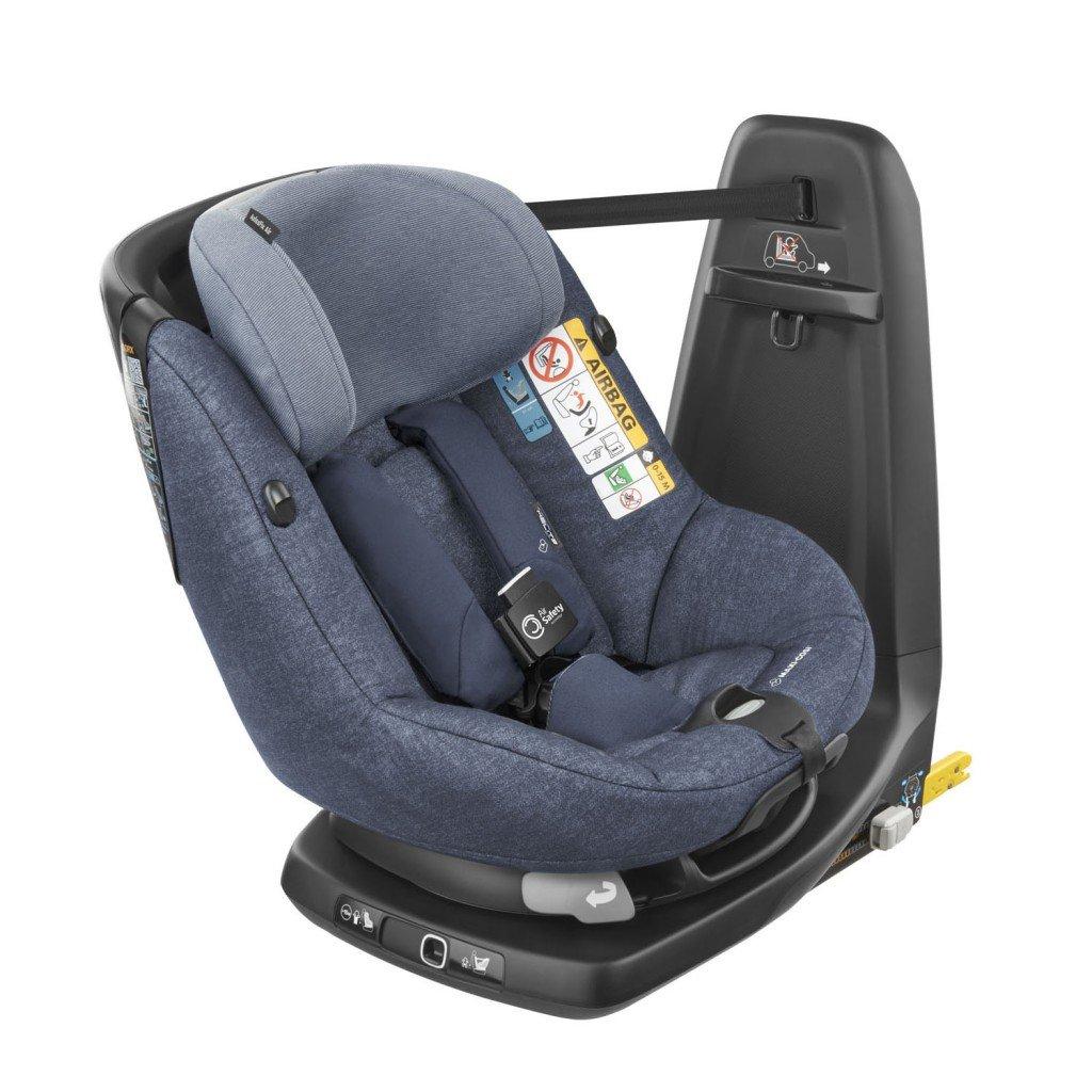 Maxi Cosi Axissfix Air Nomad blue Bērnu autosēdeklis 0-18 kg