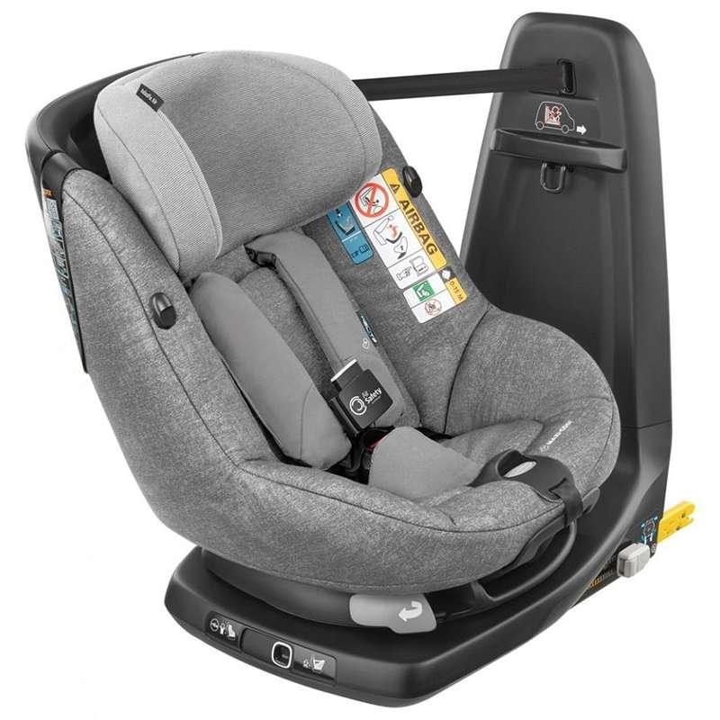 Maxi Cosi Axissfix Air Nomad grey Bērnu autosēdeklis 0-18 kg