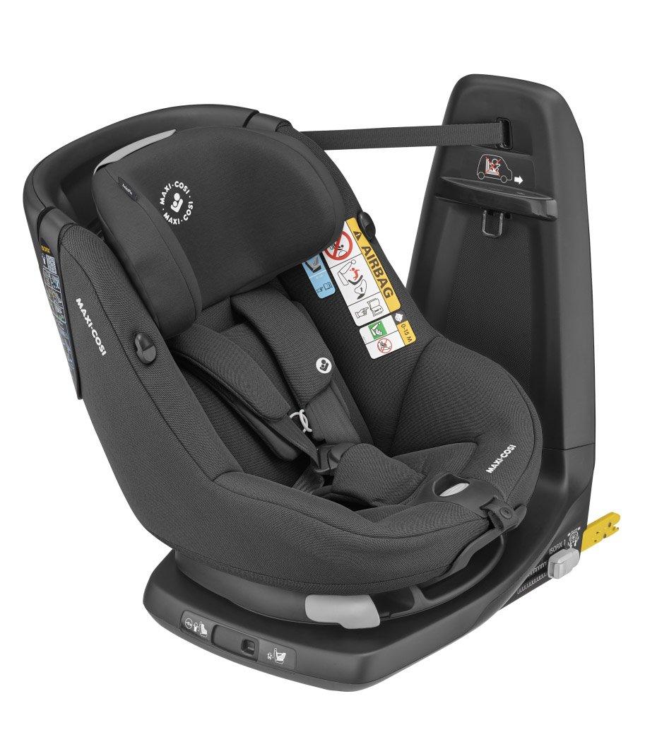 MAXI COSI AxissFix Authentic Black Bērnu autosēdeklis 9-18 kg