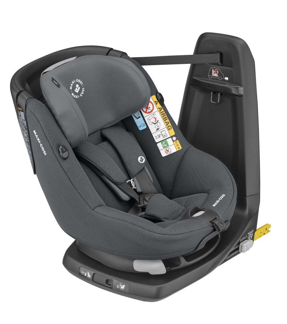 MAXI COSI AxissFix Authentic Graphite Bērnu autosēdeklis 9-18 kg