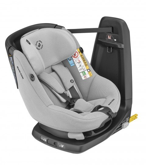 MAXI COSI AxissFix Authentic Grey Bērnu autosēdeklis 9-18 kg