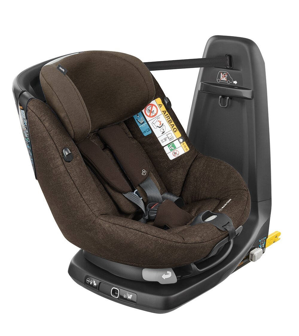 MAXI COSI AxissFix Nomad Brown Bērnu autosēdeklis 9-18 kg