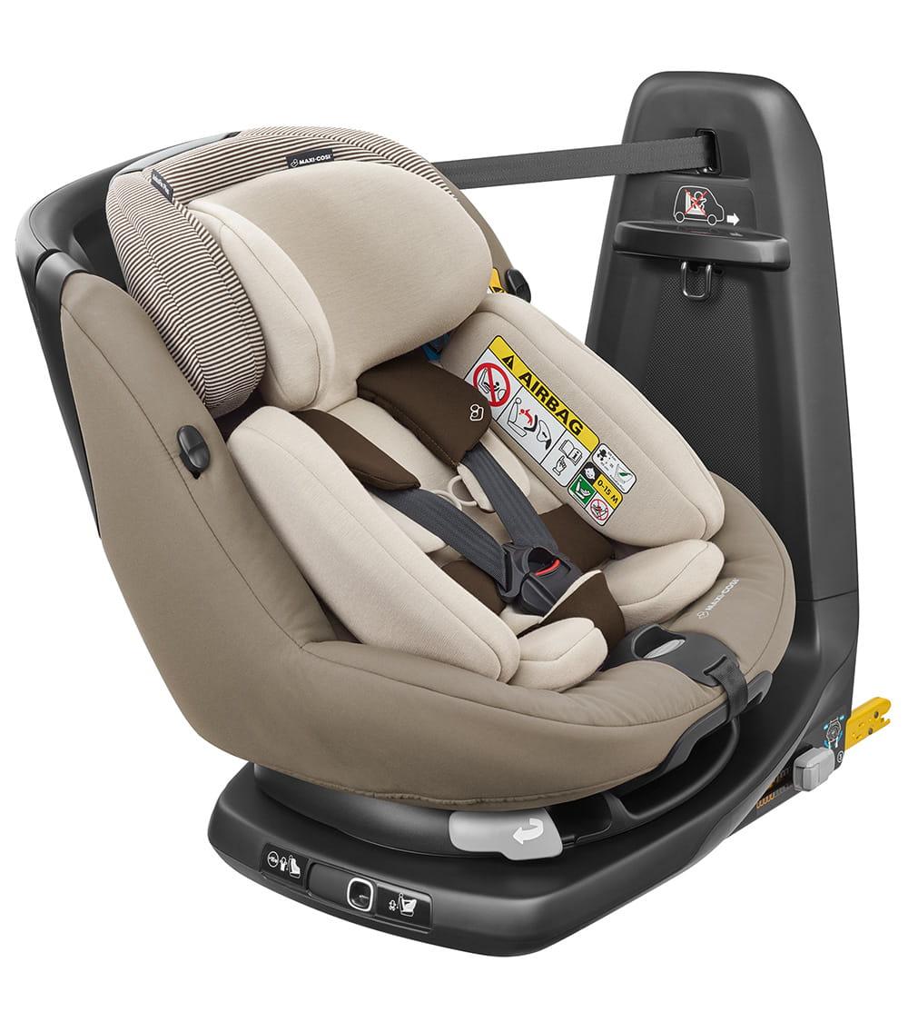 MAXI COSI AxissFix Plus Earth Brown Bērnu autosēdeklis 0-18 kg