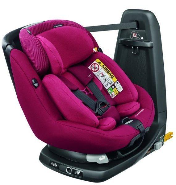 MAXI COSI AxissFix Plus Frequency Pink Bērnu autosēdeklis 0-18 kg