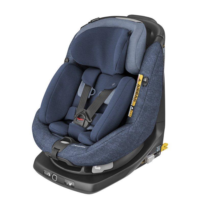 MAXI COSI AxissFix Plus Nomad Blue Bērnu autosēdeklis 0-18 kg