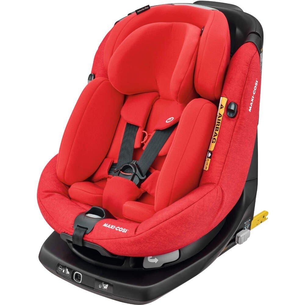 MAXI COSI AxissFix Plus Nomad Red Bērnu autosēdeklis 0-18 kg