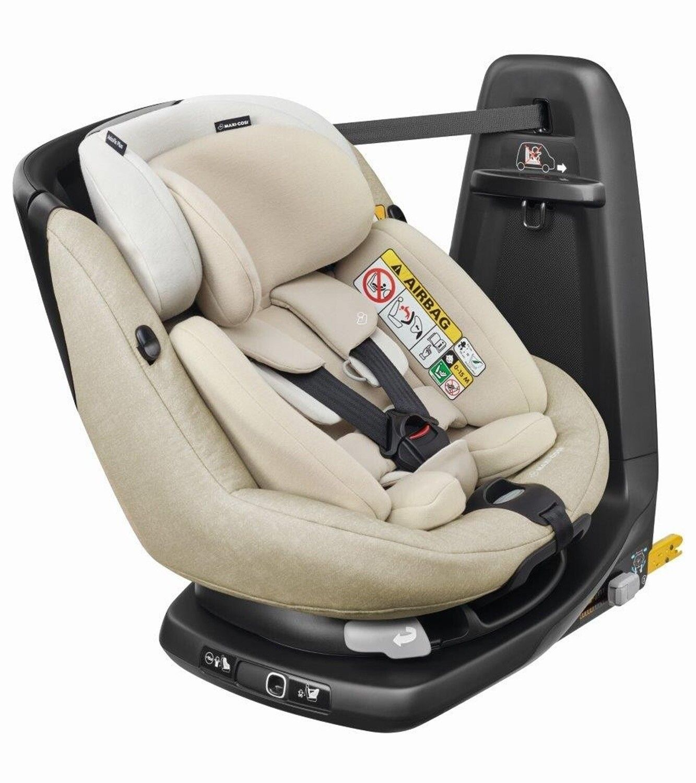 MAXI COSI AxissFix Plus Nomad Sand Bērnu autosēdeklis 0-18 kg