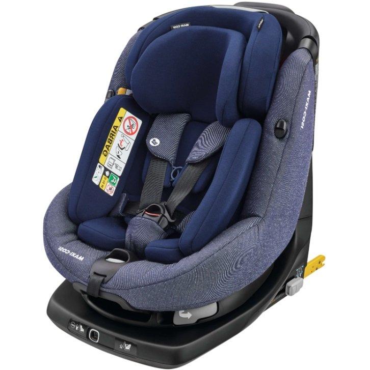 MAXI COSI AxissFix Plus Sparkling Blue Bērnu autosēdeklis 0-18 kg