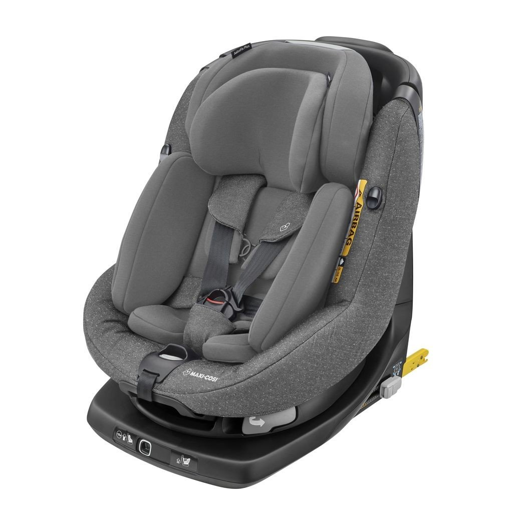 MAXI COSI AxissFix Plus Sparkling Grey Bērnu autosēdeklis 0-18 kg