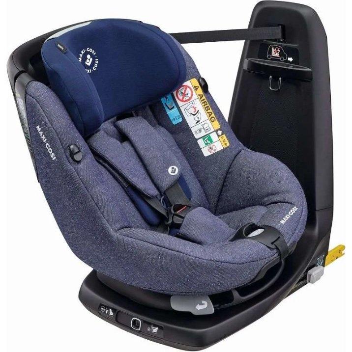 MAXI COSI AxissFix Sparkling Blue Bērnu autosēdeklis 9-18 kg