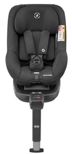 Maxi Cosi Beryl Authentic Black Bērnu autosēdeklis 0-25 kg